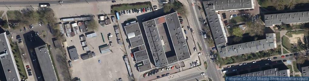 Zdjęcie satelitarne Malibu PC