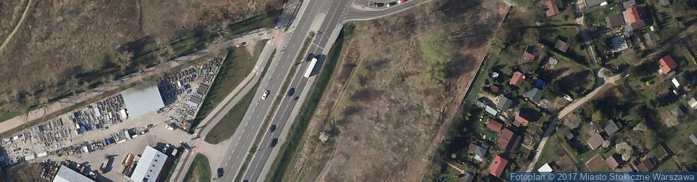 Zdjęcie satelitarne Patron Hurtownia Bielizny