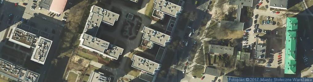 Zdjęcie satelitarne Bistro no.5