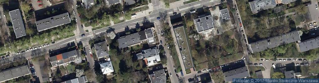 Zdjęcie satelitarne Restauracja VIVANDIER
