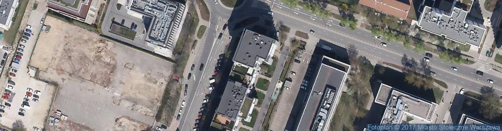 Zdjęcie satelitarne Kuchnia za ścianą - Restauracja