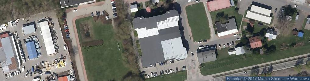 Zdjęcie satelitarne Akami