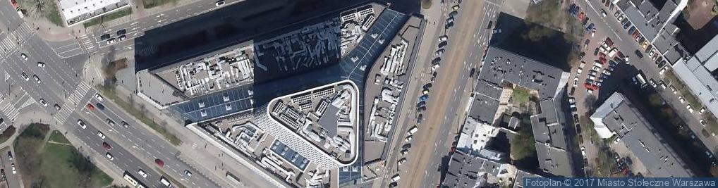 Zdjęcie satelitarne Galeria Kwiatowa Na Boya