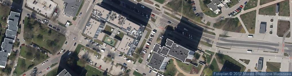 Zdjęcie satelitarne Maczek A. P. Slupscy
