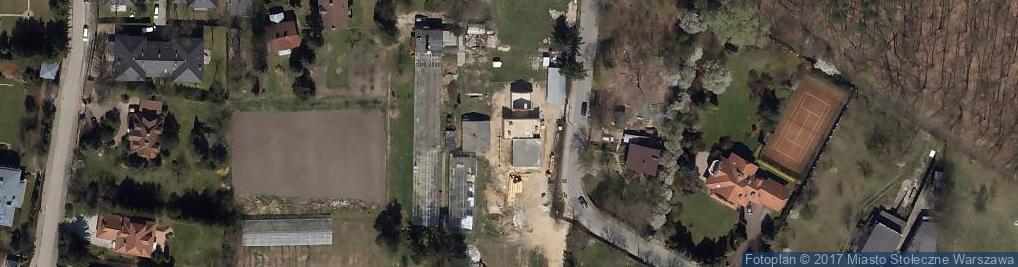 Zdjęcie satelitarne Plant-Win