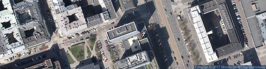 Zdjęcie satelitarne Wyroby Kwiaciarskie