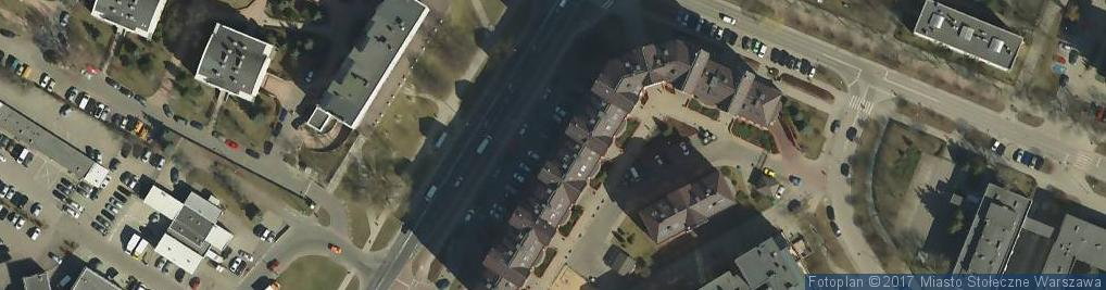 Zdjęcie satelitarne Loombard