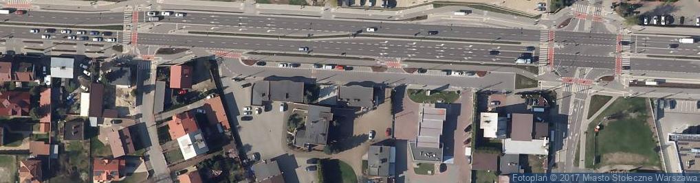 Zdjęcie satelitarne Lotos Optima