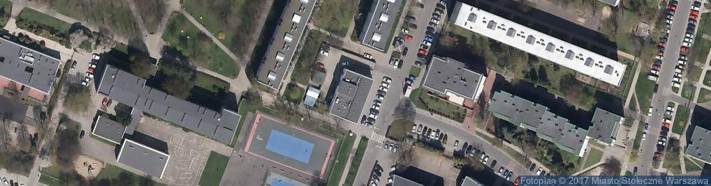 Zdjęcie satelitarne Lotto