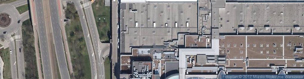 Zdjęcie satelitarne Lynx Optique - Zakład optyczny