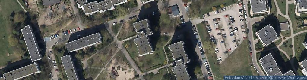 Zdjęcie satelitarne SZUKAMKAMIENIARZA