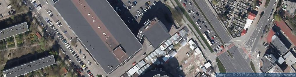 Zdjęcie satelitarne Maxi Zoo - Sklep zoologiczny