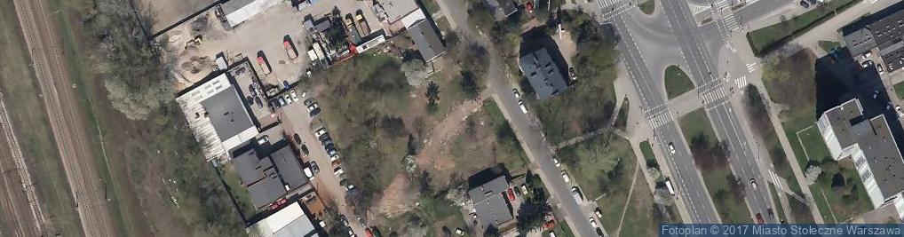 Zdjęcie satelitarne Gołembiewscy Sp. z o.o. Sp.k. ASO MAZDA