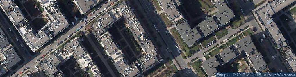 Zdjęcie satelitarne CasaNova collection