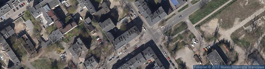 Zdjęcie satelitarne Meble na wymiar Warszawa BIELMEB