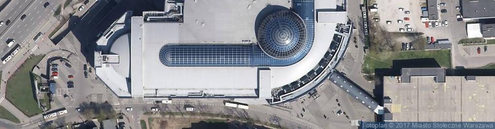 Zdjęcie satelitarne Rad-Pol