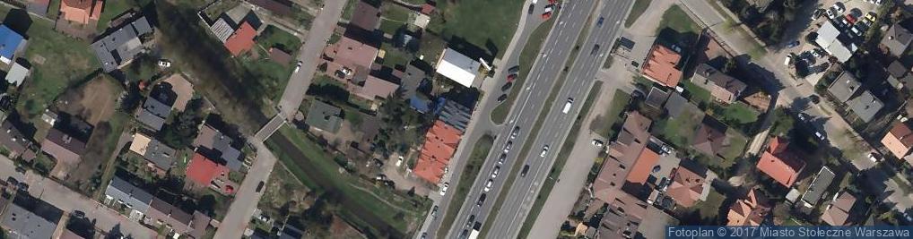Zdjęcie satelitarne Sklep Meblowy 2001