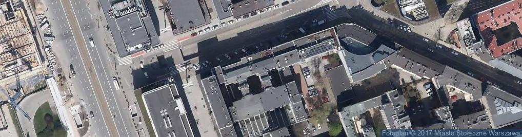 Zdjęcie satelitarne Meeting Planner sp. z o.o.