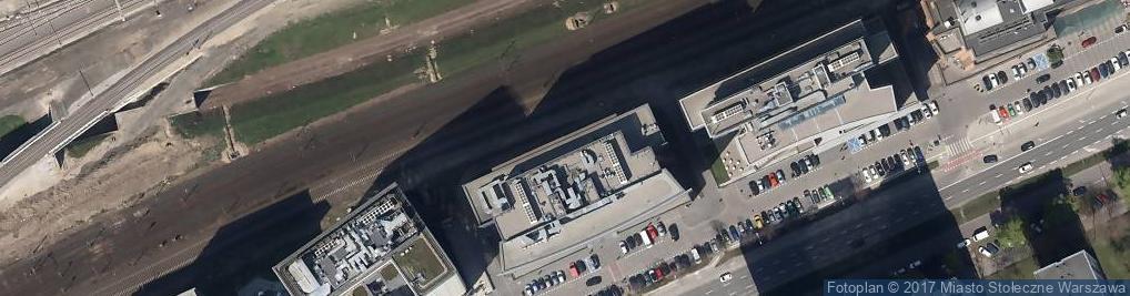 Zdjęcie satelitarne Medicover - Prywatne centrum medyczne