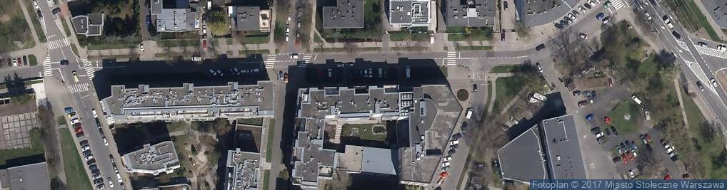 Zdjęcie satelitarne Apteczka Domowa - sklep zielarsko-medyczny