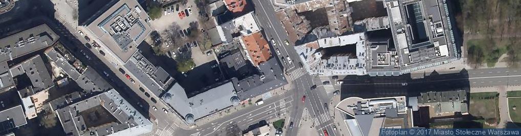 Zdjęcie satelitarne Republica Latina