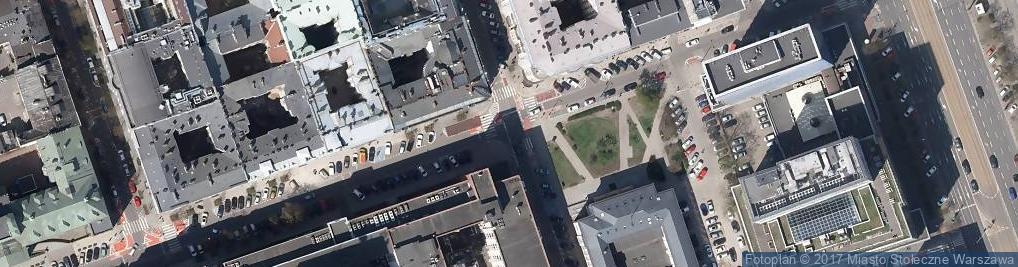 Zdjęcie satelitarne Akcja pod Arsenałem