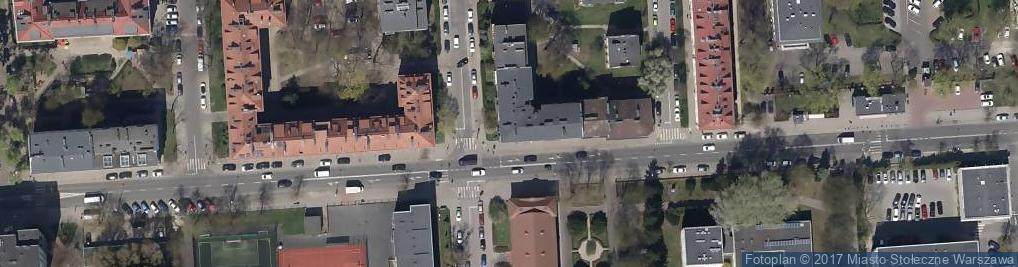 Zdjęcie satelitarne Firmowy Farmutil HS Holding S.A. (H.Stokłosa)