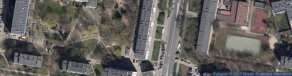 Zdjęcie satelitarne Łuków nr 68