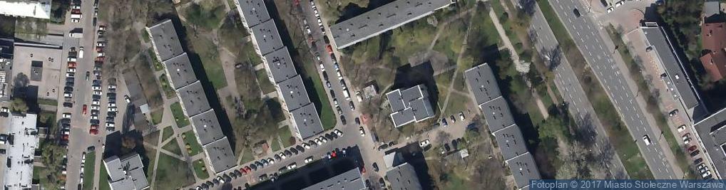Zdjęcie satelitarne Sklep Mięsny