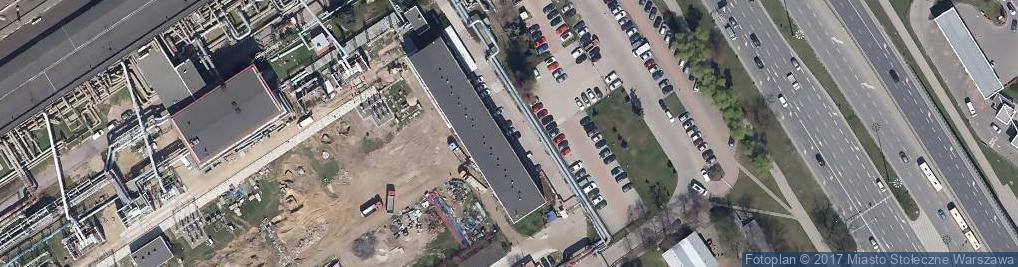 Zdjęcie satelitarne Millennium - Bankomat