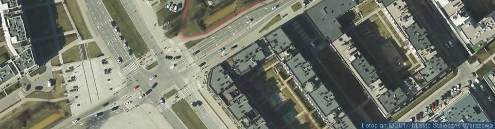 Zdjęcie satelitarne 'House Of Champagne'