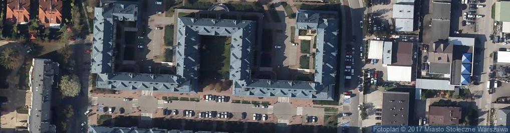 Zdjęcie satelitarne 'ósemka'