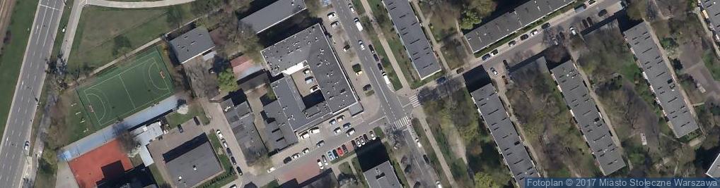 Zdjęcie satelitarne 'świat Alkoholi'