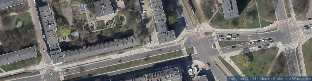 Zdjęcie satelitarne 'świat Alkoholi 24'