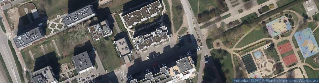 Zdjęcie satelitarne Pogotowie Alkoholowe - Zapiekanki