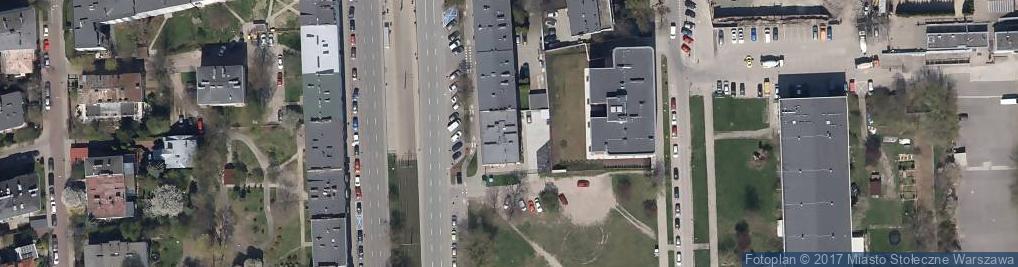 Zdjęcie satelitarne Sklep Monopolowy U Krzycha