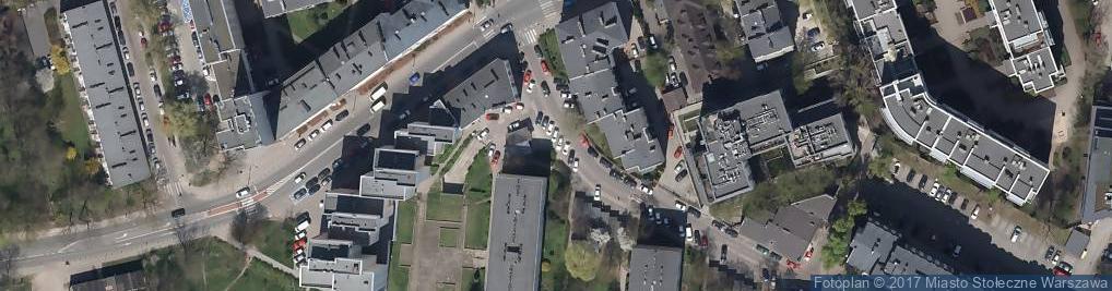 Zdjęcie satelitarne Sklep Spożywczo-Monopolowy