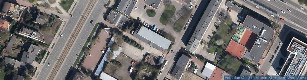 Zdjęcie satelitarne Marylex