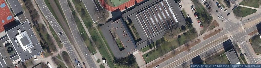 Zdjęcie satelitarne EXPRESJA - Szkoła Tańca i Ruchu