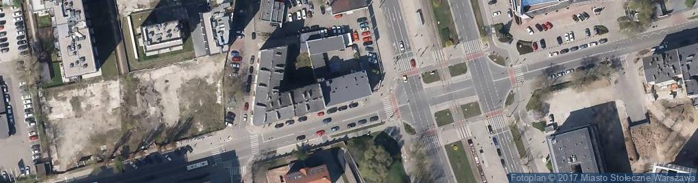 Zdjęcie satelitarne Nurkowania