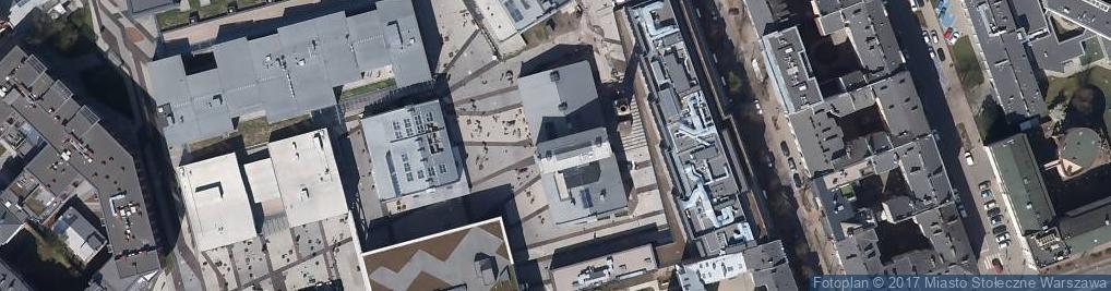 Zdjęcie satelitarne Polskiej Wódki