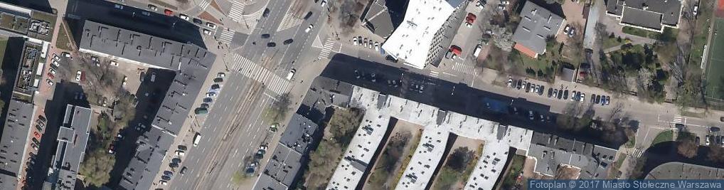 Zdjęcie satelitarne Guitar Planet