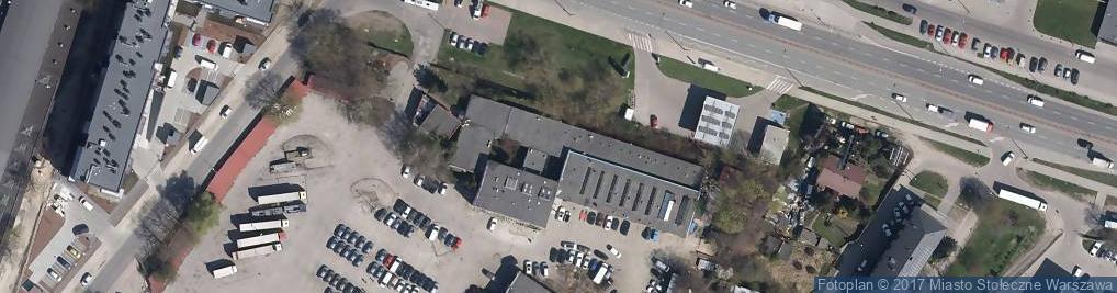 Zdjęcie satelitarne Orbis-Transport