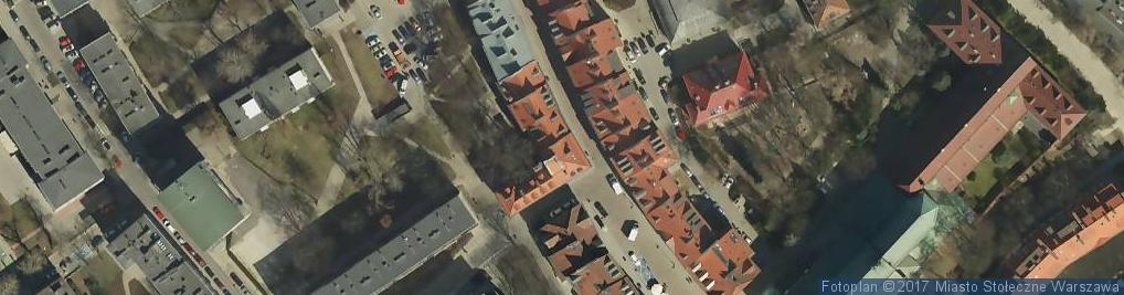 Zdjęcie satelitarne CREPS