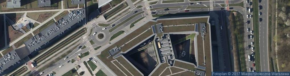 Zdjęcie satelitarne Nike - Sklep
