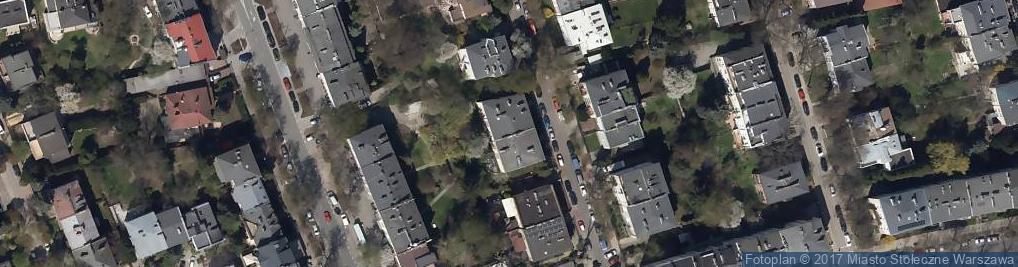Zdjęcie satelitarne Obiekt Orange (Host)