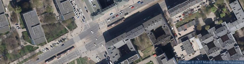 Zdjęcie satelitarne Obuwniczy - Sklep