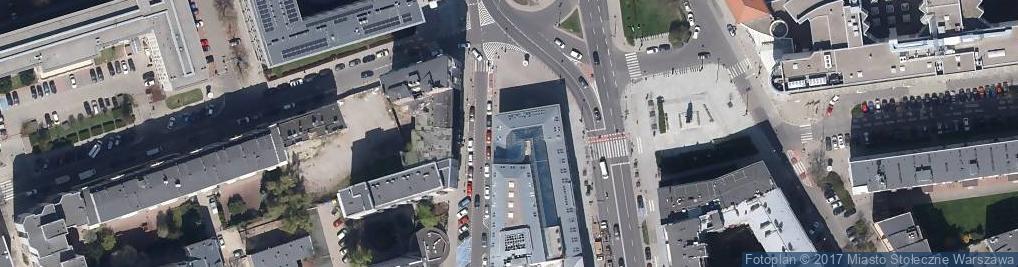 Zdjęcie satelitarne BURBERRY