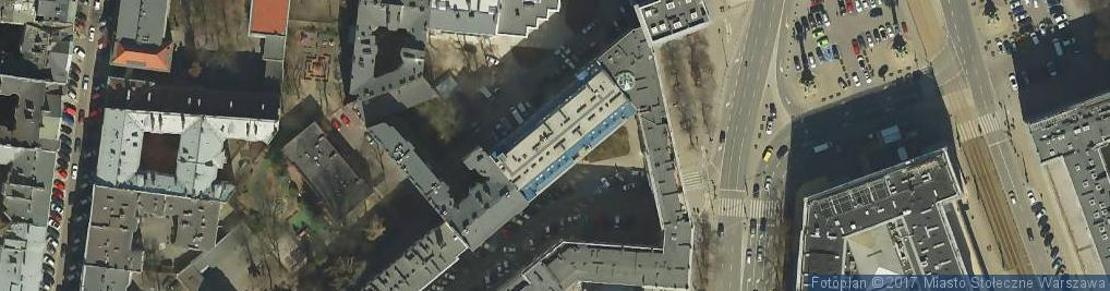 Zdjęcie satelitarne Sklep Galanteryjno Kosmetyczny Życka Zofia Aleksandrowicz Izabella