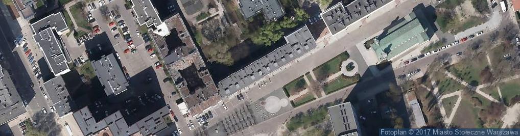 Zdjęcie satelitarne Sklep Odzieżowy Ilpio i Kiercz Ilona Kiercz